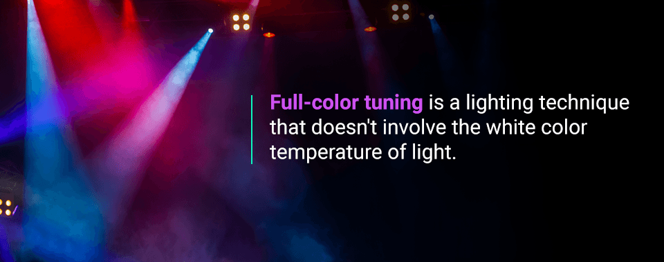 what is full color tuning