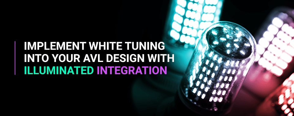 white tuning implementation