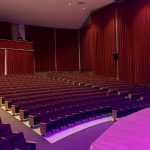 concert hall acoustic design towson university