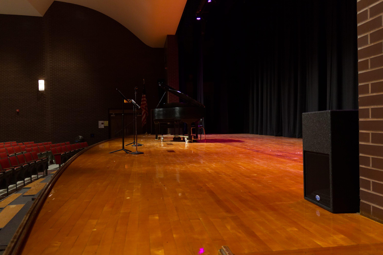 middle school auditorium lighting design