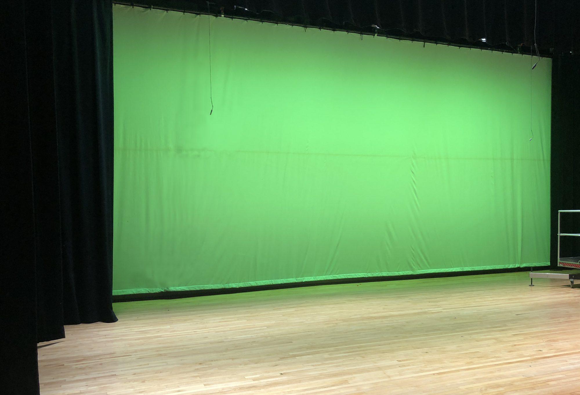 middle school auditorium stage design