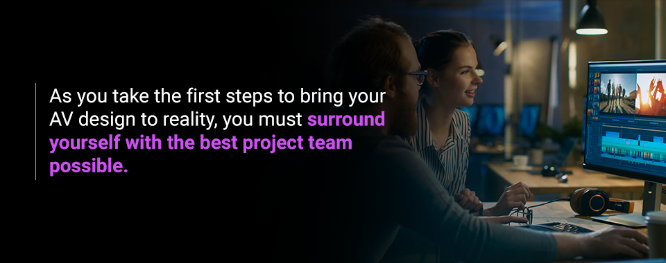 best project team