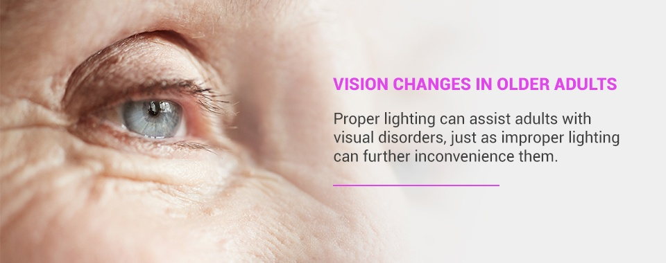 Vision changes in older adults