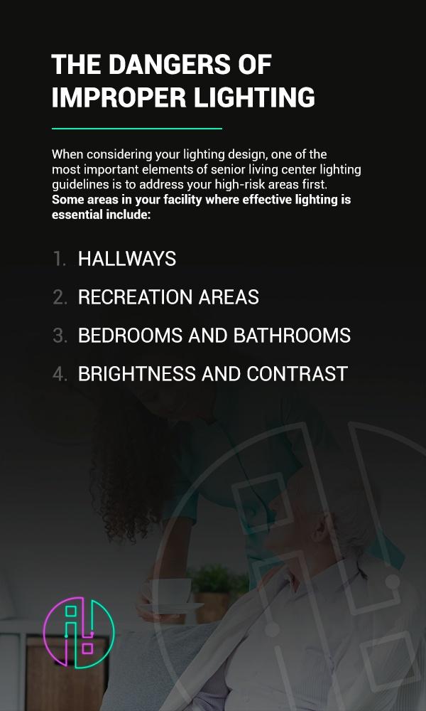 The dangers of improper lighting factors to consider pinterest