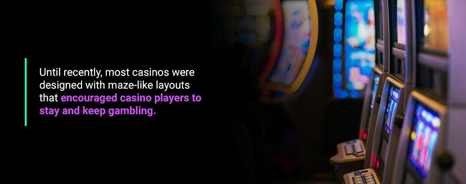 Traditional vs. Playground Casino Design