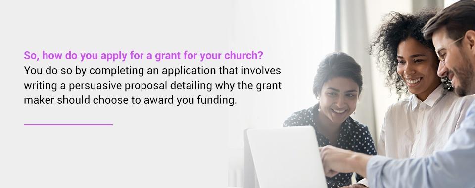 Writing a Church Technology Grant
